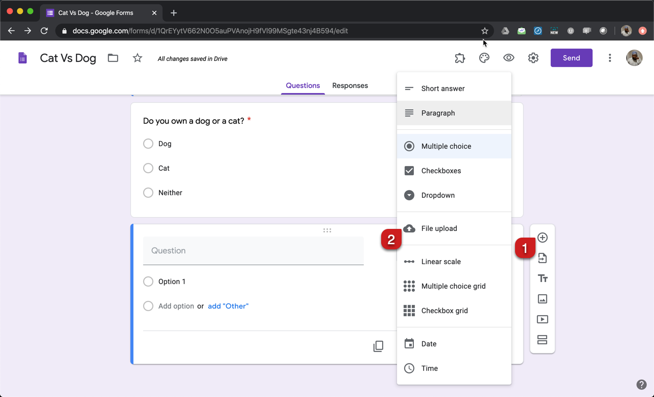 Formfacade How To Upload Files To Google Forms Without A Sign In